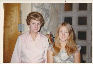Margaret Lynn & Melissa