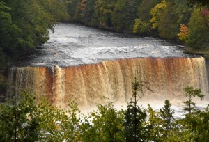 Tahquamenon Falls by Melissa Seitz