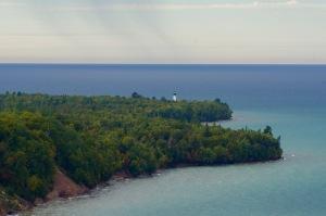 Photo of Au Sable Point Lighthouse by Joann Przygocki