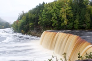 Photo of Tahquamenon Falls by Jo Przygocki